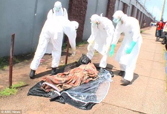 全球3439人死于埃博拉病毒感染感染者已近7500人