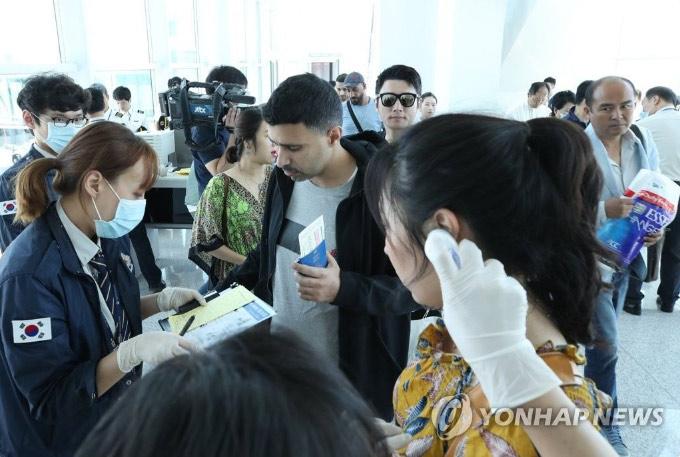 韩国宣布中东呼吸综合征疫情结束3年前曾致38死