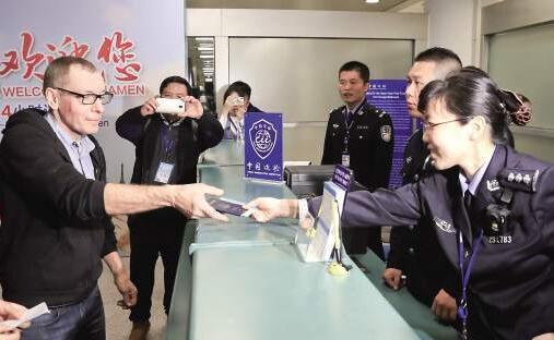 2019年起部分外国人144小时过境免签须同时满足三个条件