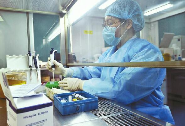 """""""世界艾滋病日""""前夕记者探访济南艾滋病治疗定点医院"""