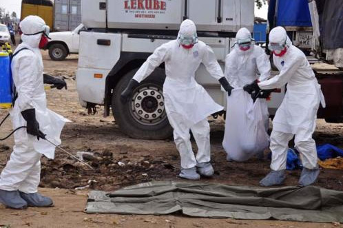 CDC主任警告说刚果的埃博拉疫情将持续一年