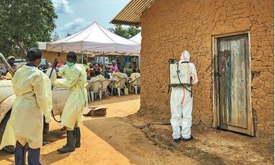 刚果(金)埃博拉疫情持续恶化