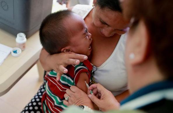 联合国:全球2000万儿童未及时接种疫苗