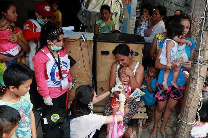 全球麻疹确诊病例激增,社交媒体虚假疫苗信息泛滥也是主因