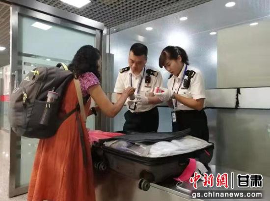 甘肃省出入境旅客人数前三季度同比增长逾四成