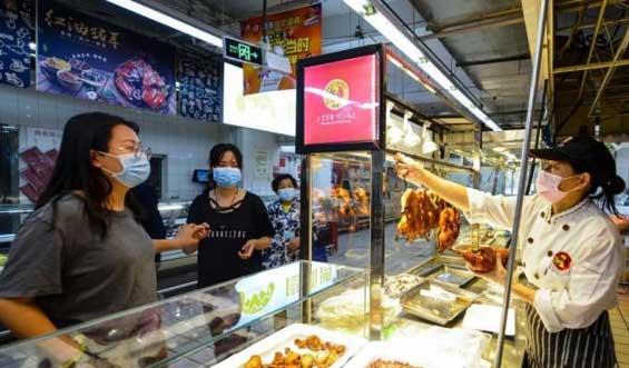 商务部:商场、超市应拒绝不戴口罩顾客进入