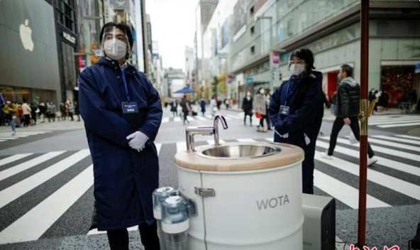 变异新冠病毒或主导日本第四波疫情六城启动新措施